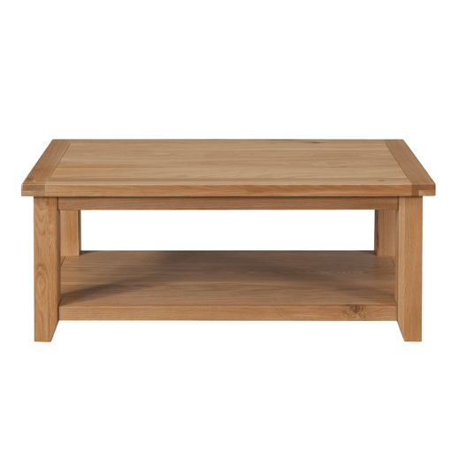 Dara Oak Coffee Table