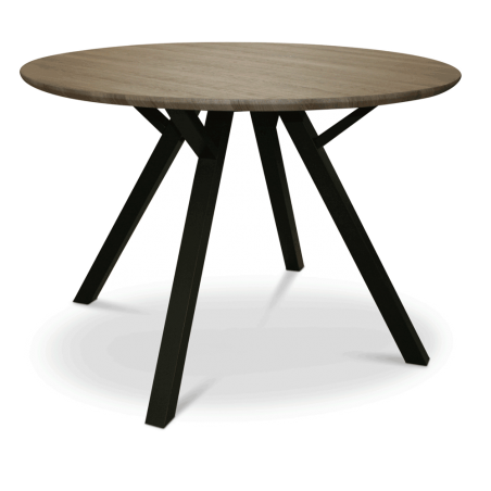 Mizen Round Dining Table & 4 Chairs