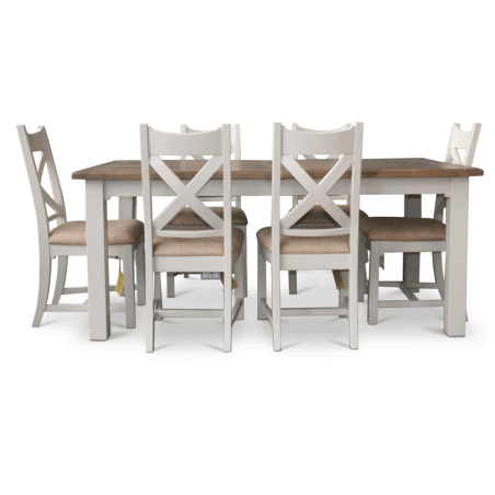 Dorset Extending Table & 6 Chairs