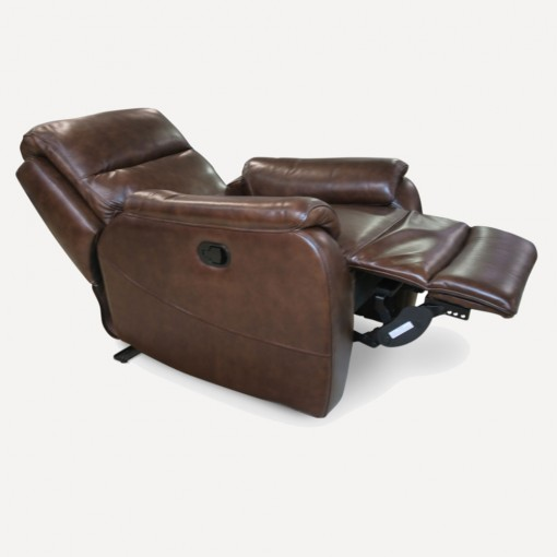 Sardinia leather recliner chair