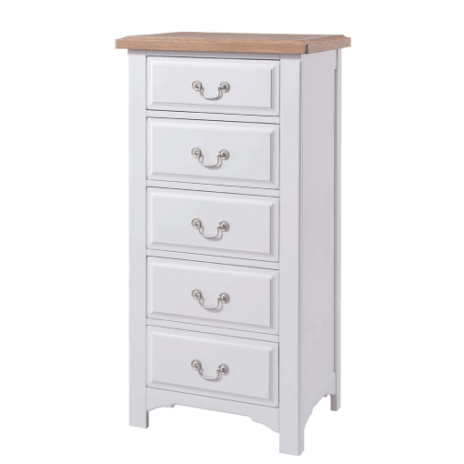 Chantilly 5 Drawer Wellington