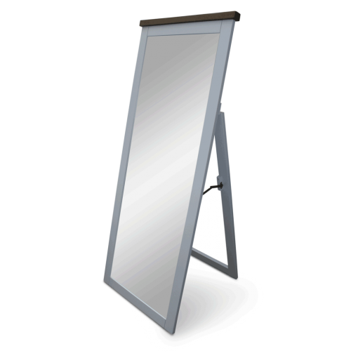Rhodes Cheval Mirror