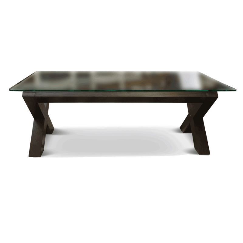 Lyon Glass coffee table